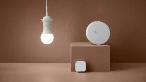 Styr belysning från Ikea med google assistant